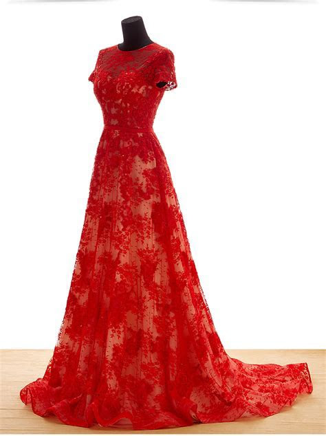 Red Bridal Party Dresses ? Style 2017 2018 ? Always Fashion