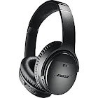 Bose QuietComfort 35 Series II Wireless Noise-Cancelling Headphones with Mic - Noise Cancelling - Black