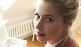Lena Gercke Haariger Frisur Schock So Sieht Sie Jetzt Plötzlich