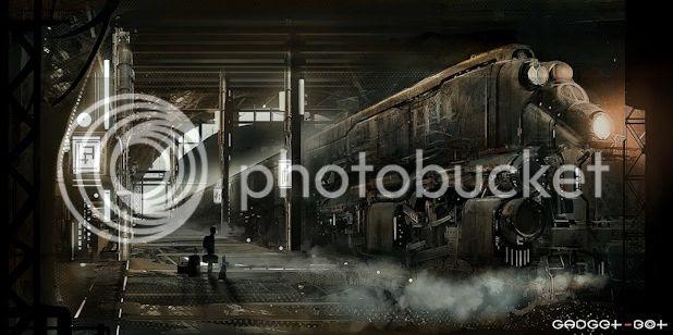 Steampunk Train photo SteampunkTrain.jpg