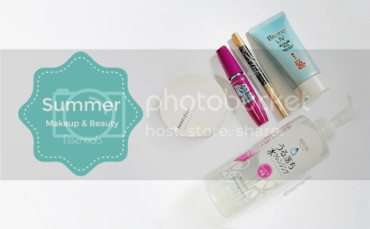 5 Summer Makeup and Beauty Essentials