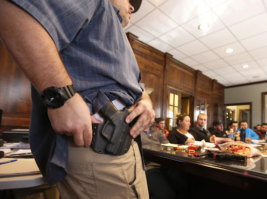 Does the Second Amendment really protect your right to carry a gun?