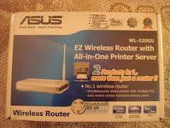 My new wireless router is heart touching?  really?