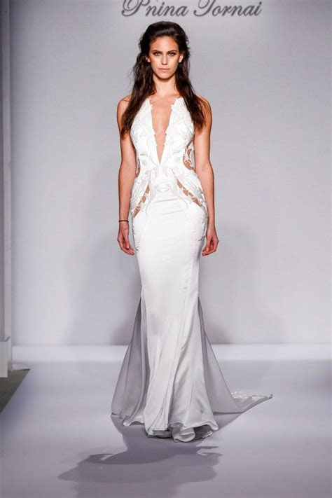 Pnina Tornai Fall 2016 Wedding Dresses   Weddingbells