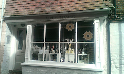 Artful Teasing's new shop by PetworthPoster