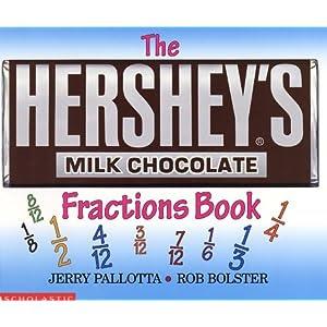 The Hershey's Milk Chocolate Bar Fractions Book