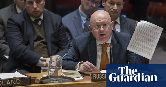 Salisbury nerve agent attack: Russian demand for joint investigation rejected | UK news | The Guardian