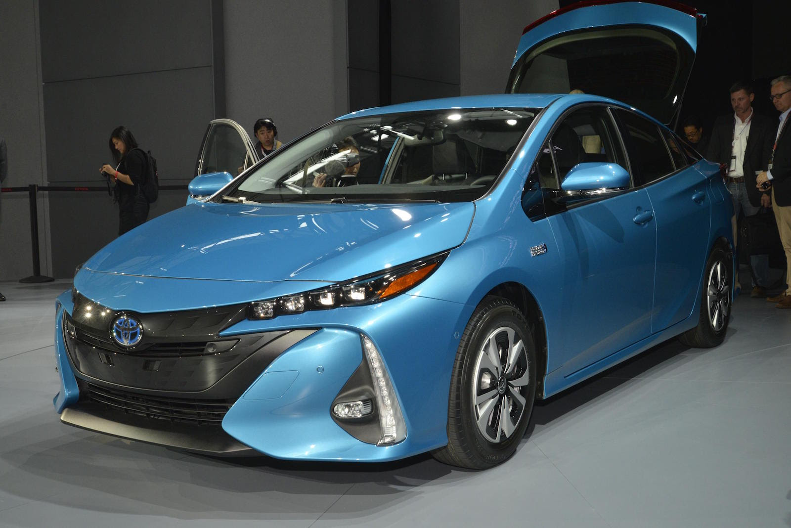 2016 Toyota Prius 2017 2018 Best Cars Reviews