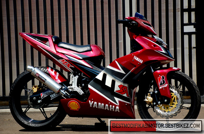 Modifikasi Yamaha Jupiter MX Drag Gambar Modifikasi Motor Terbaru
