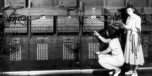 How the World's First Computer Was Rescued From the Scrap Heap | WIRED