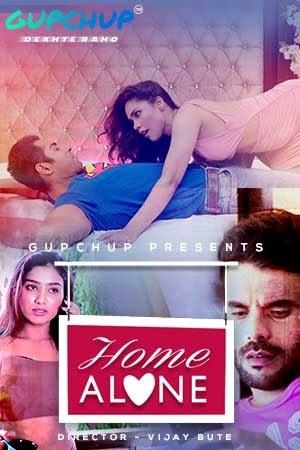Home Alone 2020 S01EP01 Hindi Gupchup Web Series 720p HDRip 150MB Download