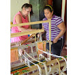 Gringa brings floor loom to the Borucas / Arts & Leisure / Weekend / Costa Rica Newspaper, The Tico Times