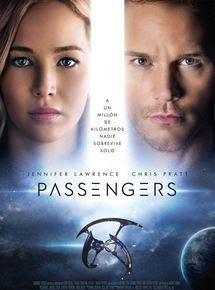 póster de la película Passengers