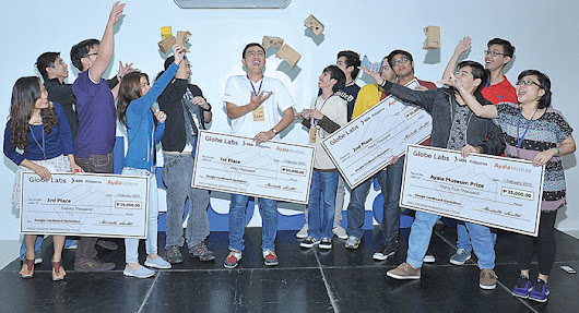MUST Students Win Google, Globe Labs Hackaton