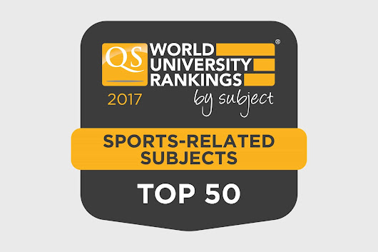 Department of Movement and Sports Sciences (Ghent University) scores high in Shanghai and QS World University Rankings - Victoris - Ghent University