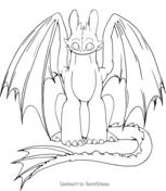 Disegni Di Dragon Trainer Da Colorare Pagine Da Colorare