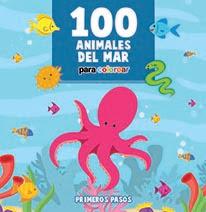 100 Animales Del Mar Para Colorear Dibujos Para Pintar Para Niños