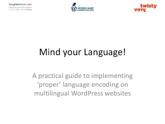 Mind your language! A practical guide to implementing 'proper' langua…