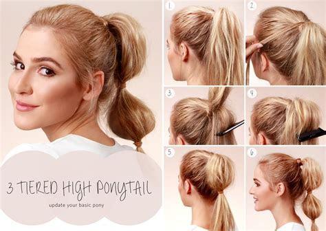 latest long hair step  step hairstyles  girls smart