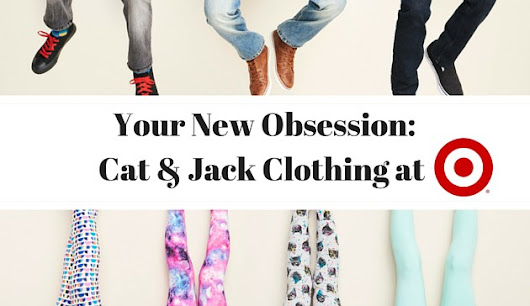 Your New Obsession: Cat & Jack Clothing at Target - Becoming Family
