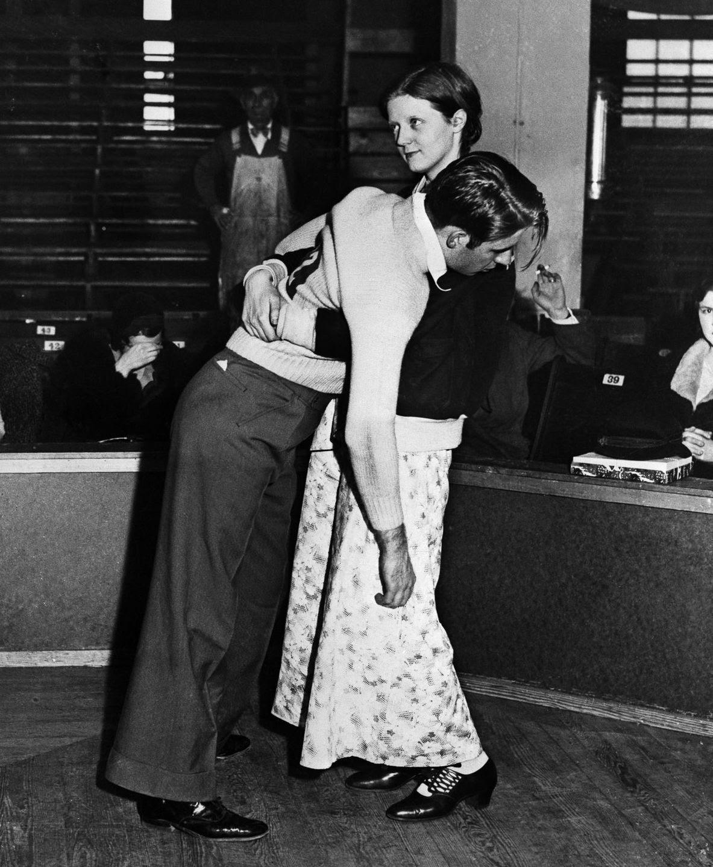As loucas maratonas de dança da Grande Depressão 07