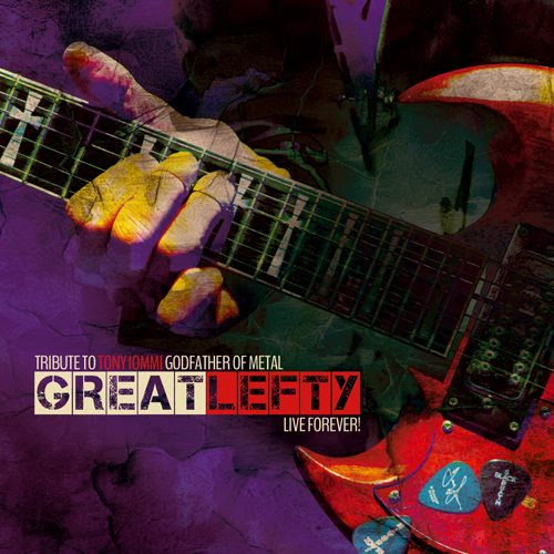 The Great Lefty Iommi Tribute – Black Sabbath Online
