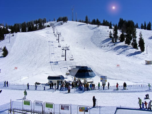 Bogus Basin Lodging Deals