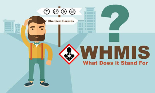 What Does WHMIS Stand For? - Eversafe Media Inc.