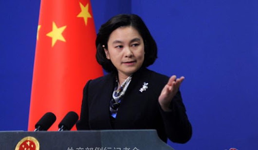 China lauds Pakistan's efforts for smooth implementation of CPEC projects
