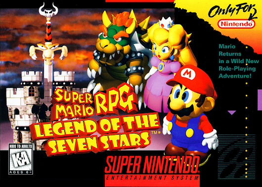 Mario RPG and the Legacy of the Seven Stars