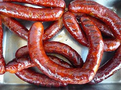 smoked andouille