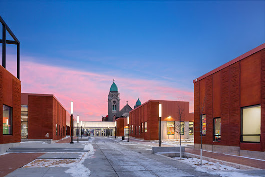 Henderson-Hopkins School by ROGERS PARTNERS Architects+Urban Designers | Schools