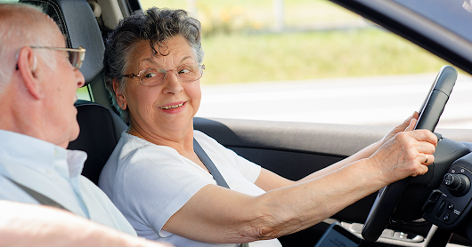5 Driving Tips for Drivers Over 60