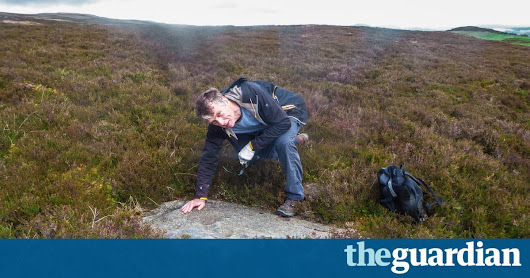 History in the hills: on the trail of Scotland's prehistoric rock carvings | Travel | The Guardian
