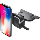 iOttie - Easy One Touch 4 CD Slot Mount for Mobile Phones - Black