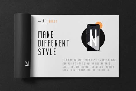 Nordin Sans Serif Font   Befonts.com