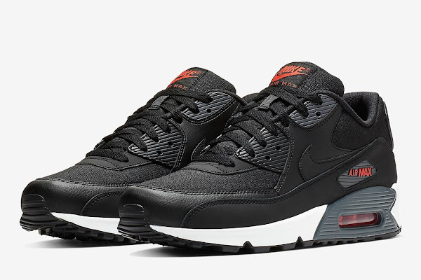 27cbea1eb8d Hot Habanero Accents Hit The Nike Air Max 90
