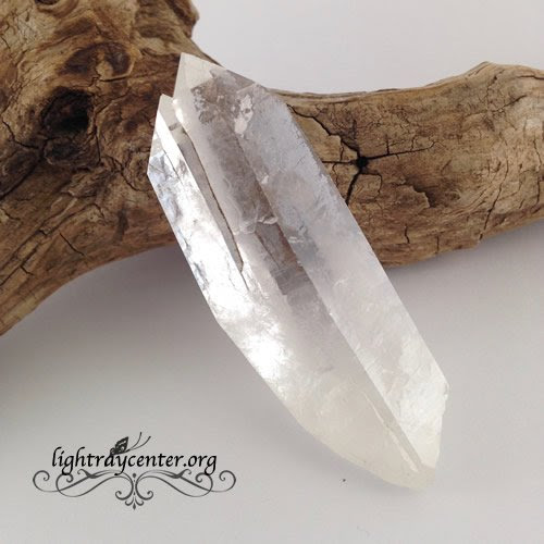 Quartz Meditation Crystal