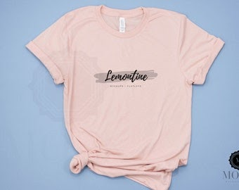 Download Bella and Canvas   3001   Heather Peach   Unisex Jersey ...