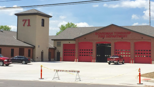 Grand Opening at New Main Fire Station May 29 - Boardman Township - A Nice Place To Call Home