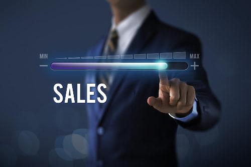 Sales operations efficiency