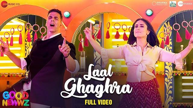 Laal Ghaghra Lyrics - Manj Musik & Neha Kakkar