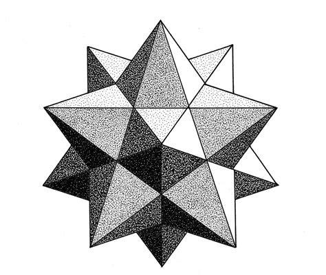 dotwork geometric  behance nado poprobovat