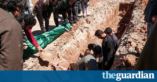 Postmortems confirm Syria chemical attack, Turkey says | World news | The Guardian