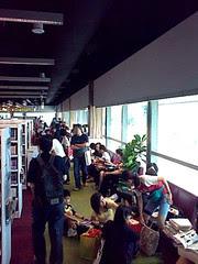 Serangoon Public Library official opening 11 Mar 201128