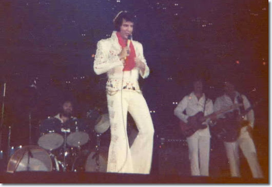 Elvis Presley : Atlanta : Omni Coliseum : June 30, 1973