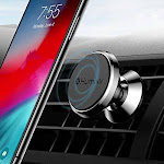 humixx Universal Car Phone Mount Air Vent Magnetic Phone Holder 360° Rotation Magnet Car Phone Holder for All Phones iPhone SE 11 Pro Max XR Xs Max X