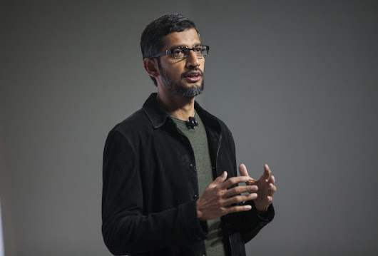 Google CEO Sundar Pichai fears impact of Trump immigration order, recalls staff |
