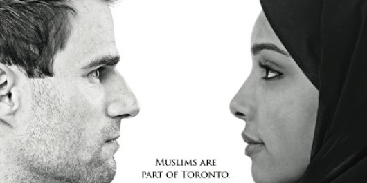 Toronto Ads Perfectly Debunk Idea That Muslims Don't Belong Here