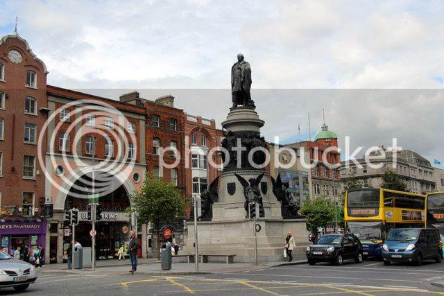 Αποτέλεσμα εικόνας για Dublin O'Connell Street